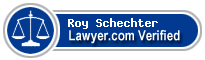 Roy J. Schechter  Lawyer Badge