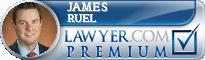 James M. Ruel  Lawyer Badge