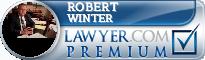 Robert A. Winter  Lawyer Badge