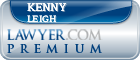 Kenny Leigh  Lawyer Badge