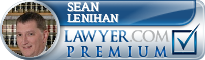 Sean P. Lenihan  Lawyer Badge
