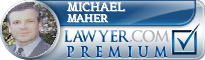 Michael E. Maher  Lawyer Badge