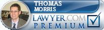 Thomas J. Morris  Lawyer Badge