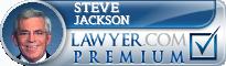 Steve M Jackson  Lawyer Badge