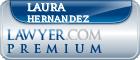 Laura Hernandez  Lawyer Badge