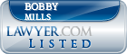 Bobby Mills Lawyer Badge