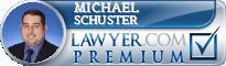 Michael Schuster  Lawyer Badge