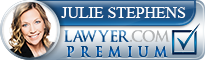 Julie A. Stephens  Lawyer Badge