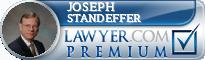 Joseph David Standeffer  Lawyer Badge