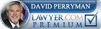 David L. Perryman  Lawyer Badge