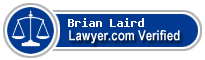 Brian A. Laird  Lawyer Badge