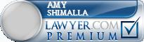 Amy Zylman Shimalla  Lawyer Badge