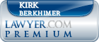 Kirk David Berkhimer  Lawyer Badge