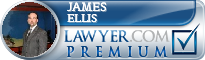 James G. Ellis  Lawyer Badge