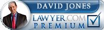 David Dunlap Jones  Lawyer Badge