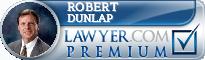 Robert B. Dunlap  Lawyer Badge