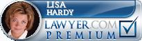Lisa Lynn Hardy  Lawyer Badge