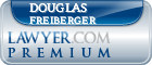 Douglas E. Freiberger  Lawyer Badge