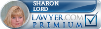 Sharon McKeny Lord  Lawyer Badge