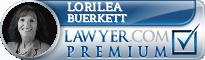 Lorilea Buerkett  Lawyer Badge