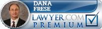 Dana L. Frese  Lawyer Badge