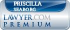 Priscilla L. Seaborg  Lawyer Badge