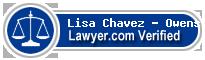 Lisa Chavez - Owens  Lawyer Badge