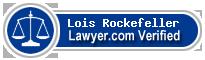 Lois A. Rockefeller  Lawyer Badge