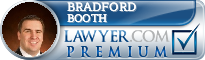 Bradford S. Booth  Lawyer Badge