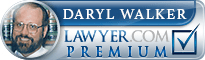 Daryl J. Walker  Lawyer Badge