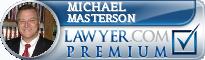 Michael J. Masterson  Lawyer Badge