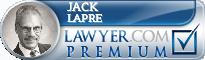 Jack LaPre  Lawyer Badge