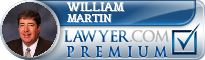 William F. Martin  Lawyer Badge