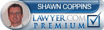 Shawn J. Coppins  Lawyer Badge