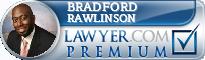 Bradford A. Rawlinson  Lawyer Badge
