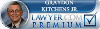 Graydon K. Kitchens  Lawyer Badge