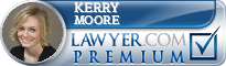 Kerry L. Moore  Lawyer Badge