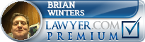 Brian D. Winters  Lawyer Badge
