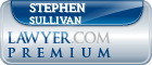 Stephen T. Sullivan  Lawyer Badge