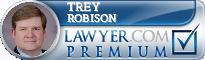 Trey Robison  Lawyer Badge
