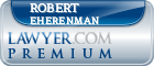 Robert W. Eherenman  Lawyer Badge