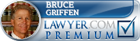 Bruce S Griffen  Lawyer Badge