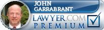 John J. Garrabrant  Lawyer Badge