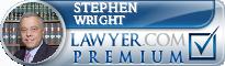 Stephen P. Wright  Lawyer Badge