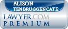 Alison TenBruggencate  Lawyer Badge