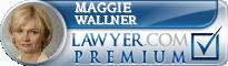Maggie R. Wallner  Lawyer Badge