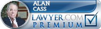 Alan M. Cass  Lawyer Badge