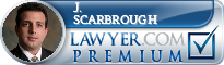 J. Brad Scarbrough  Lawyer Badge