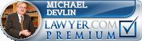 Michael P. Devlin  Lawyer Badge
