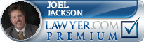 Joel B. Jackson  Lawyer Badge